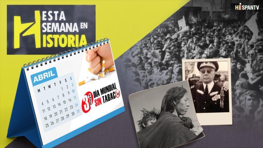 Esta Semana en la Historia: Mayo 27 - Junio 2