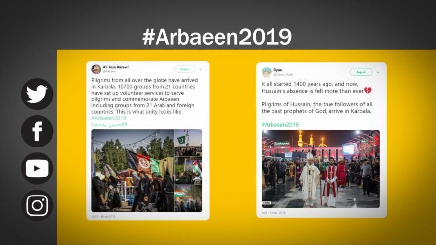 Arbaín 2019