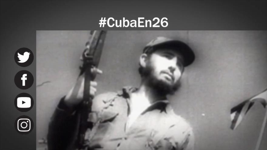 Cuba conmemora su rebeldía contra la dictadura batistiana