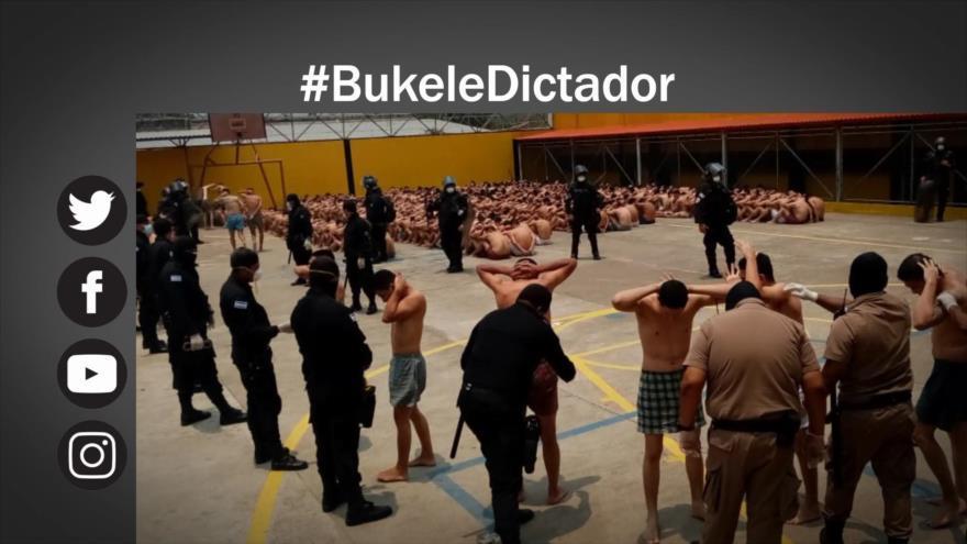 Ola de críticas al presidente salvadoreño por autoritarismo