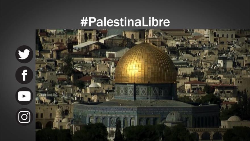 Palestina resistirá ante plan proisraelí de Trump