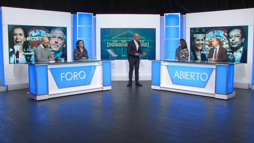 ; Argentina: Foro Mundial del Pensamiento Crítico