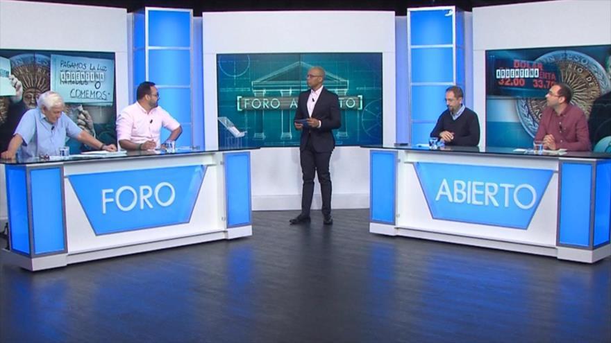 ; Argentina: la crisis económica noquea a Macri
