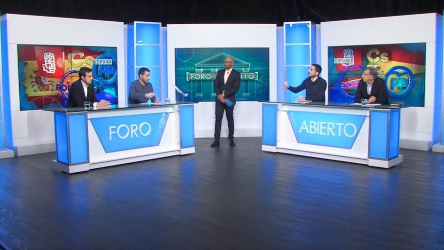 ; España: Podemos abandera una reforma electoral