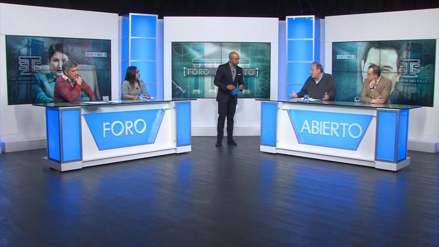 ; Guatemala: revocan candidatura presidencial de exfiscal general
