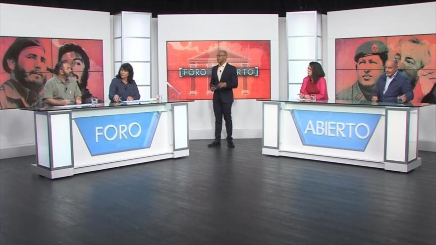 Mundo; Foro de São Paulo cierra filas con Maduro