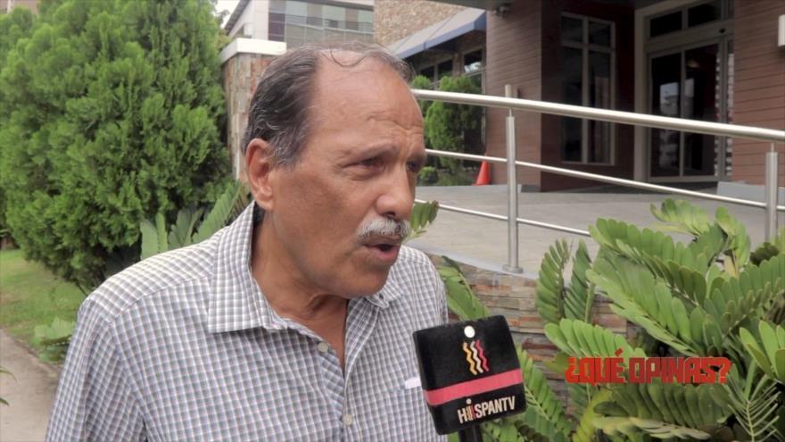 De los candidatos a la Presidencia de Panamá?