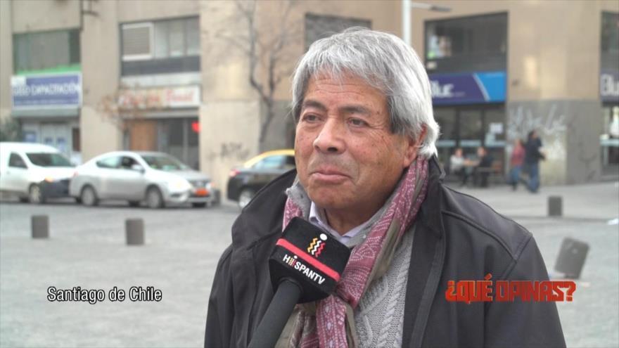Los derechos humanos en Chile