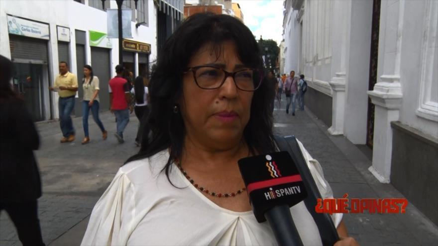 Oposición en crisis en Venezuela