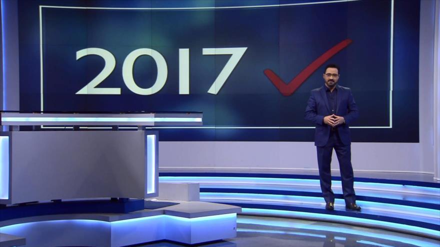 2017, un año en noticias (I)