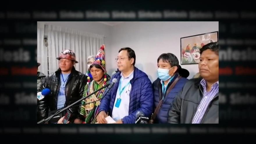 Comicios electorales en Bolivia