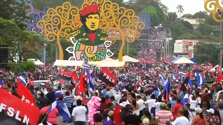 Lucha anticolonialista en Nicaragua