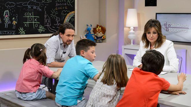 Temporada 1 Programa 1 - Pablo Iglesias