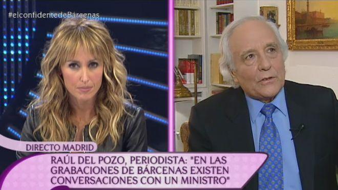 Temporada 1 Programa 8 - Raúl del Pozo habla sobre el caso Bárcenas