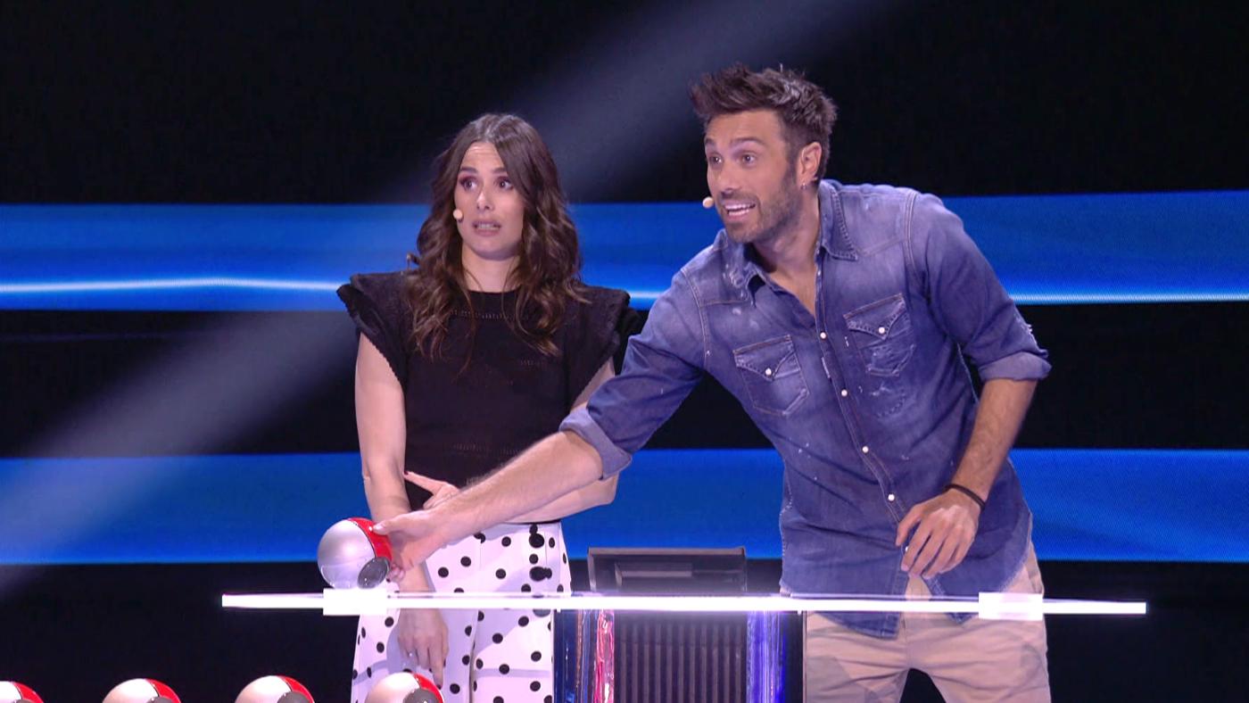 Temporada 2 Programa 10 - Silvia y Alberto con Dani Martínez y Julián López