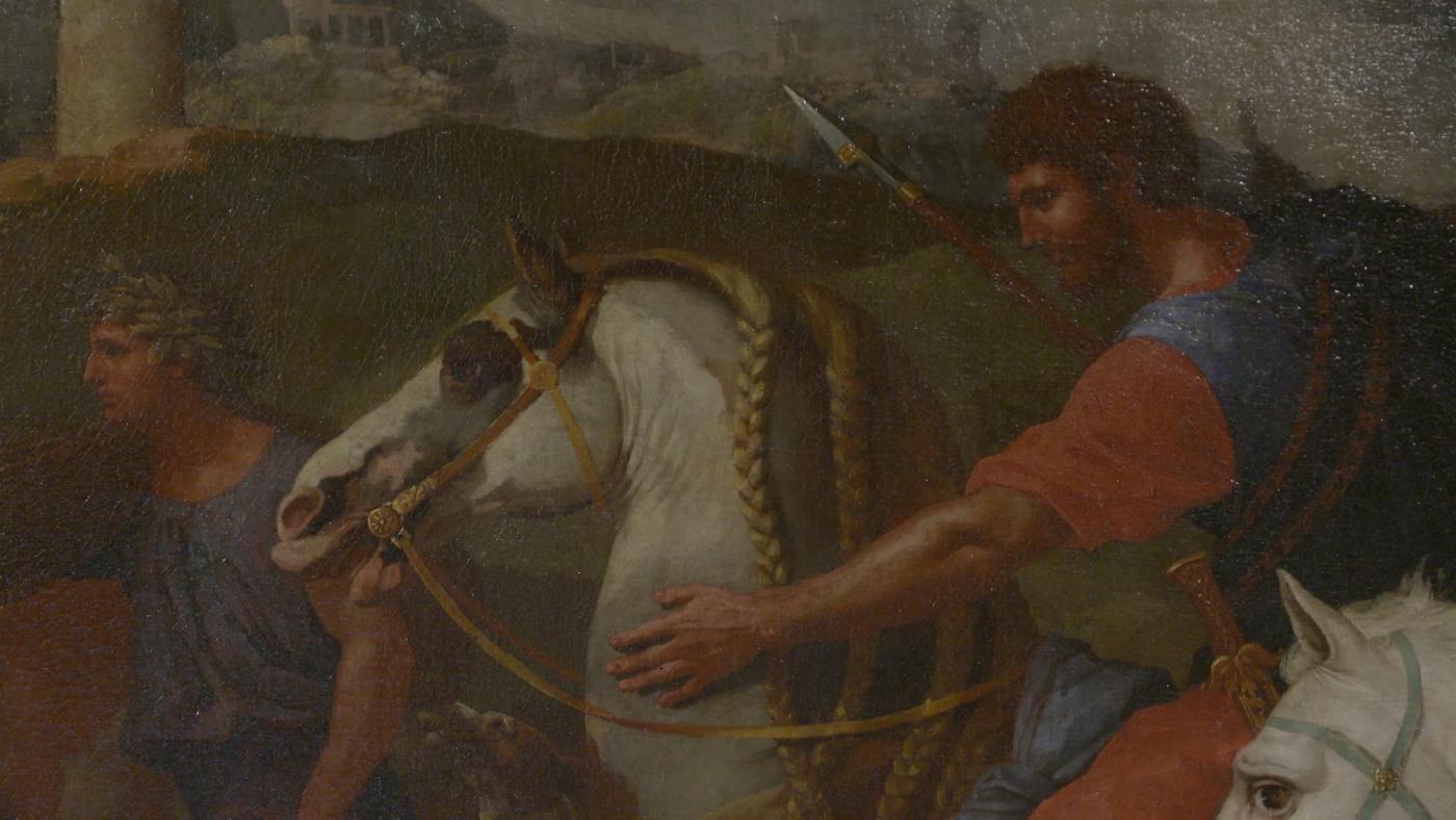 Especiales Museo Nacional de Altamira - Nicolas Poussin, de gira por España