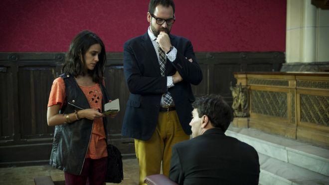 Temporada 2 Capítulo 18 - El amor prohibido de Nerea Cortés