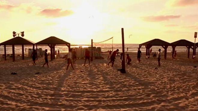 Temporada 3 Programa 119 - Playas de Tel Aviv