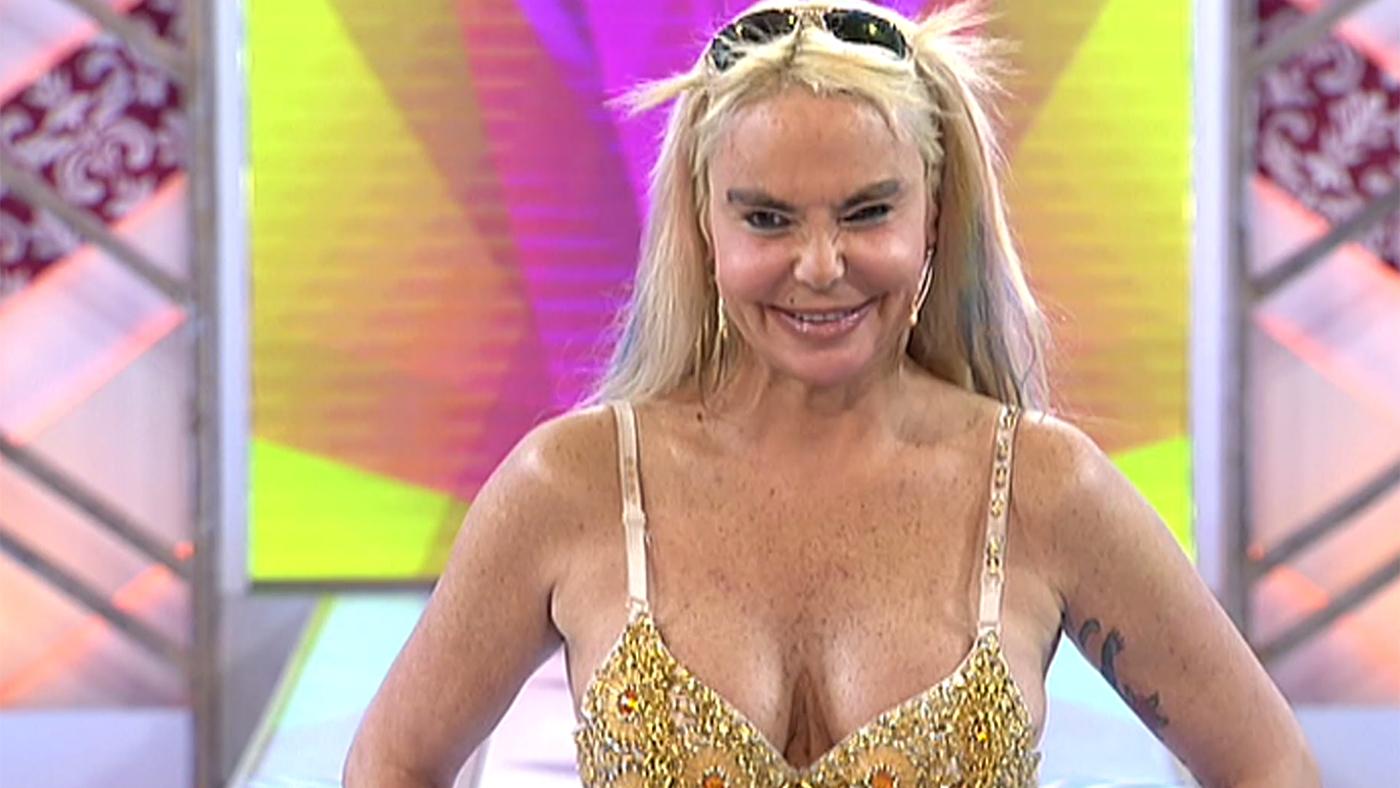 Top 10 Punto Medio Noticias Leticia Sabater Desnuda