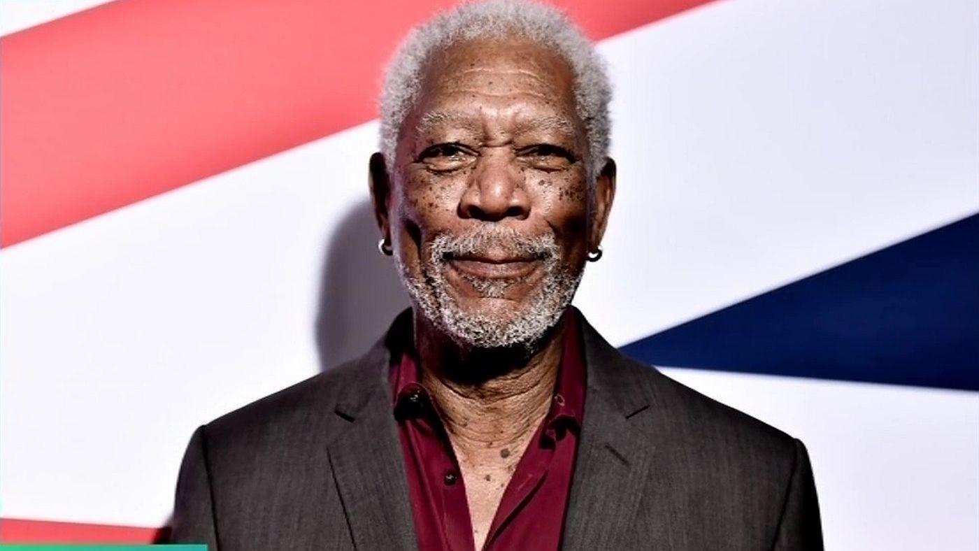 2018 Cazamariposas 959 - Morgan Freeman, acusado de acoso