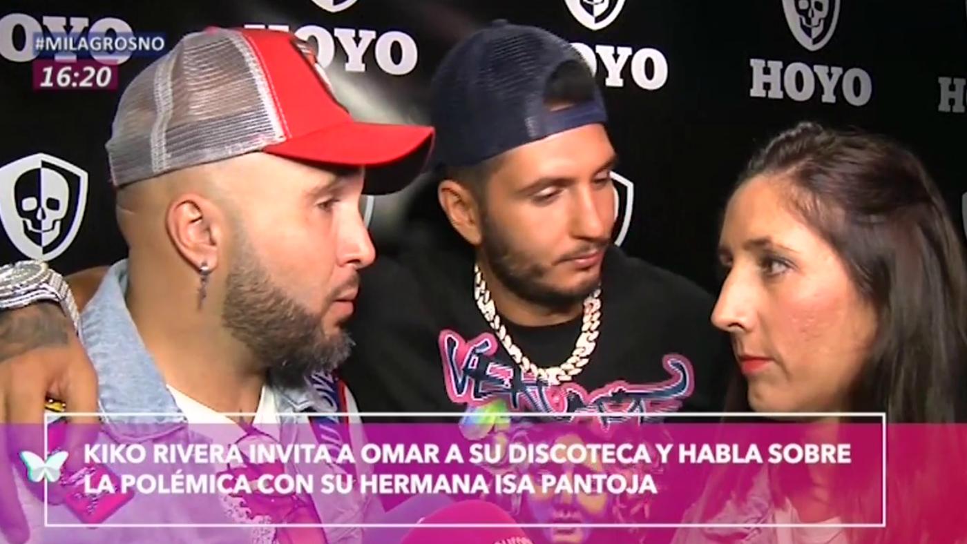 2019 Cazamariposas 1ª edición 252 - Kiko Rivera se pronuncia sobre su supuesta deslealtad