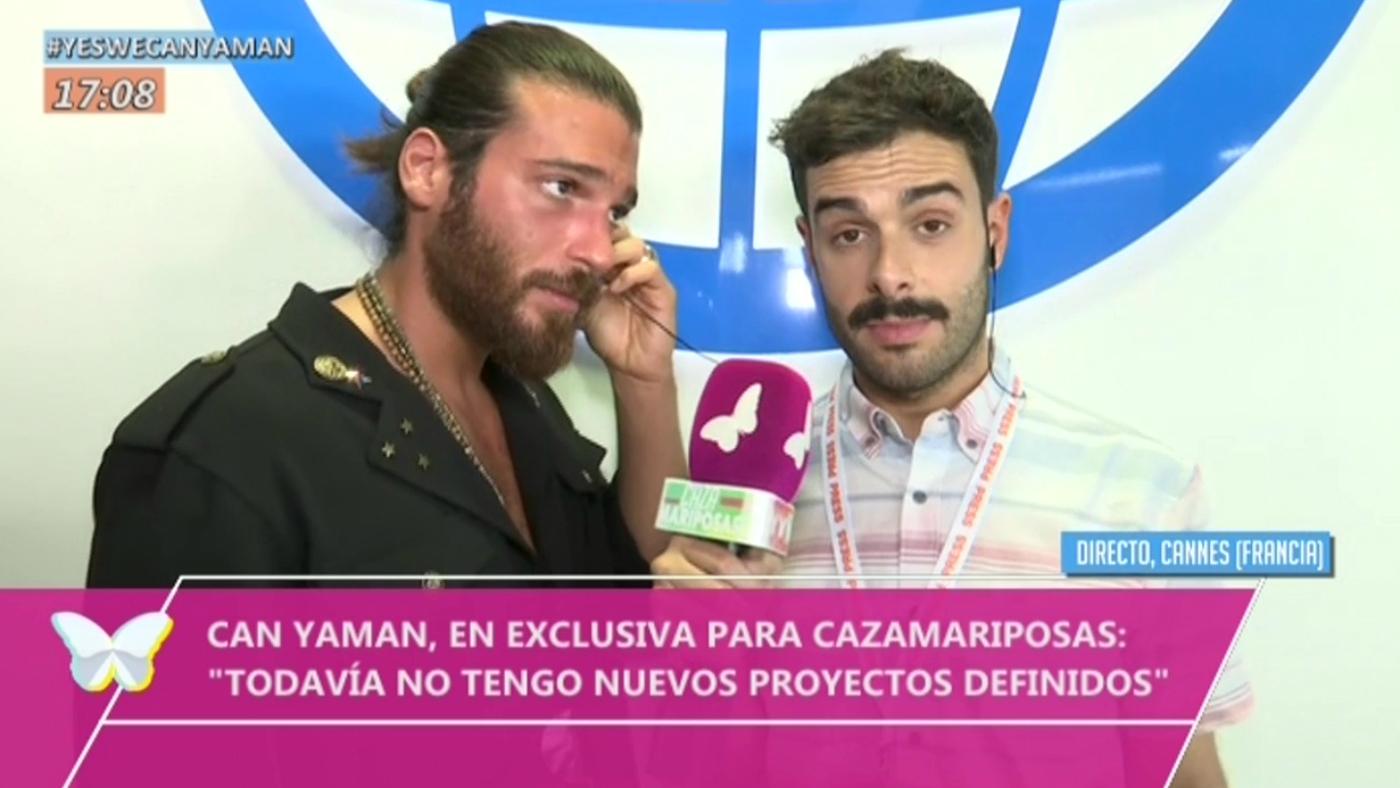 2019 Cazamariposas 1ª edición 261 - ¡Entrevista exclusiva con Can Yaman!