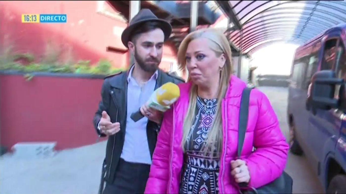 Programas Belén Esteban reacciona a las palabras de Mila Ximénez - Programa 317