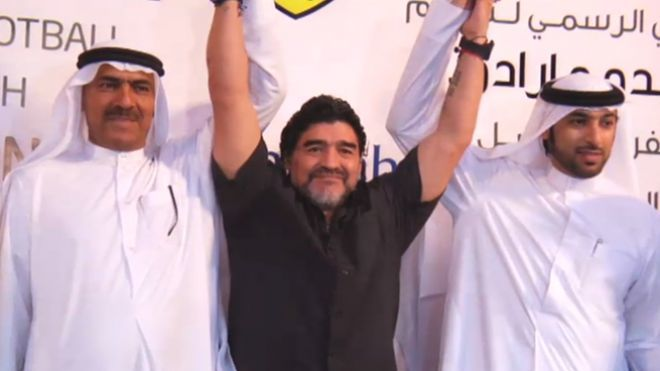 Temporada 2 Programa 16 - Fran Yeste y Maradona