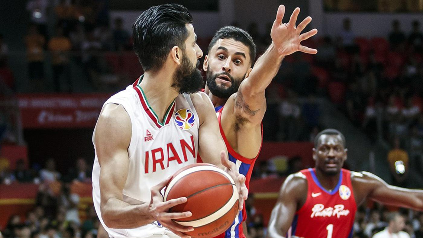 1ª fase Jornada 1 Grupo C - Irán - Puerto Rico