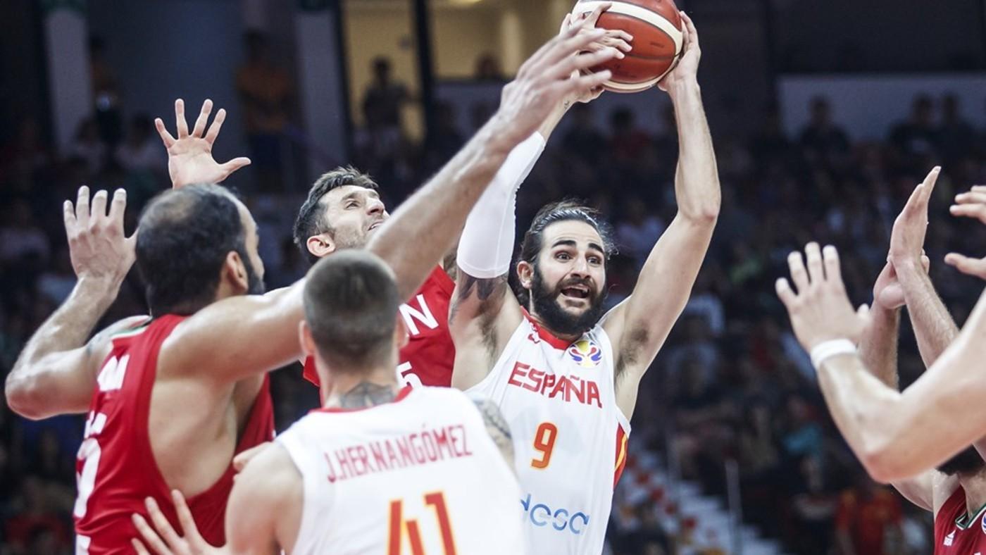 1ª fase Jornada 3 Grupo C - España - Irán
