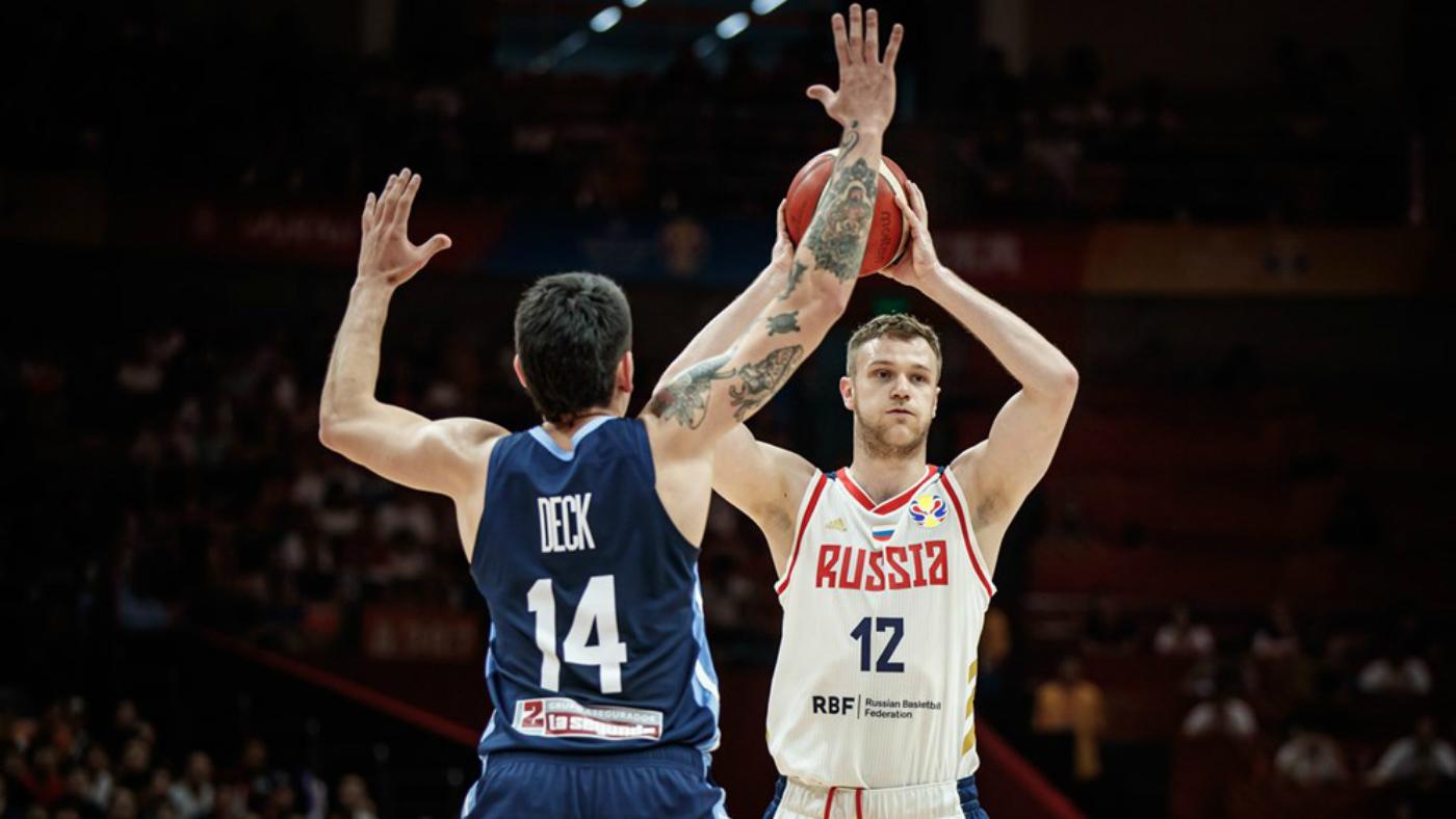 1ª fase Jornada 3 Grupo D - Rusia - Argentina