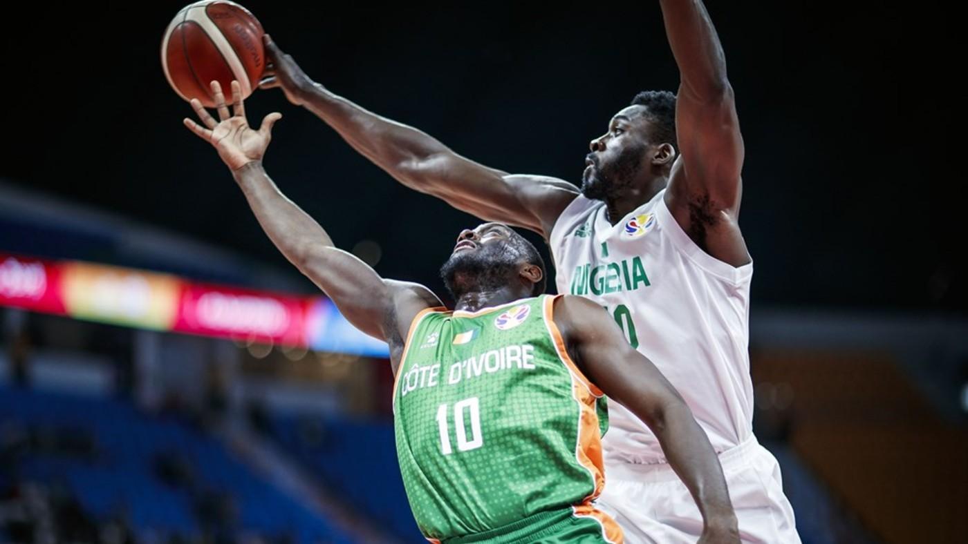 2ª fase Jornada 1 Clasificación 17-32 - Nigeria - Costa de Marfil