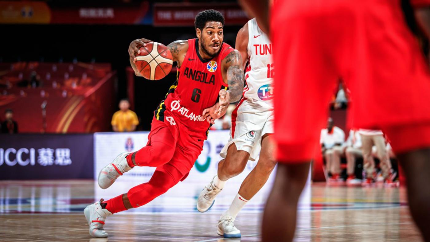 2ª fase Jornada 2 Clasificación 17 - 32 - Túnez - Angola