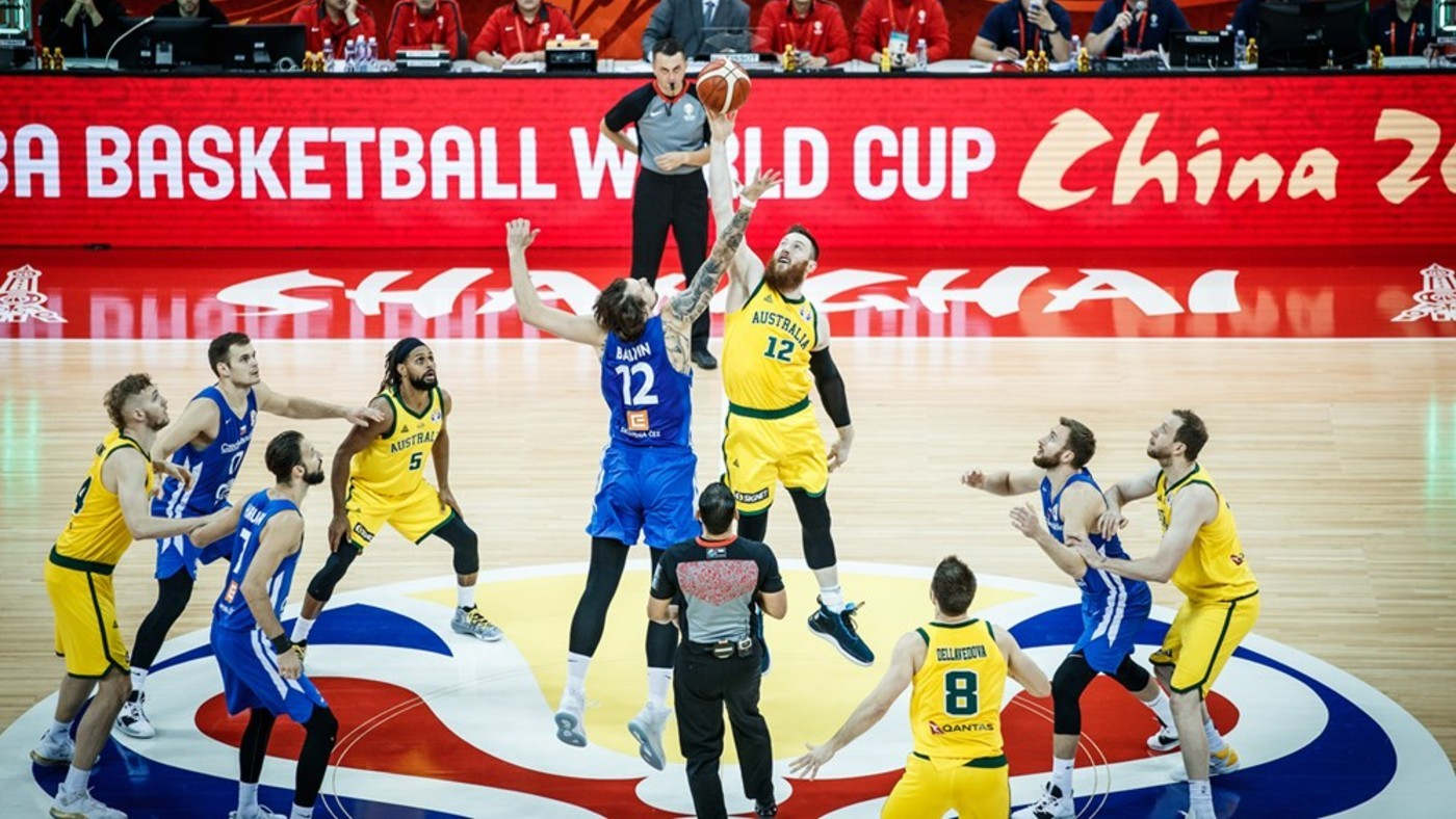 Eliminatorias Cuartos de final - Australia - Rep. Checa