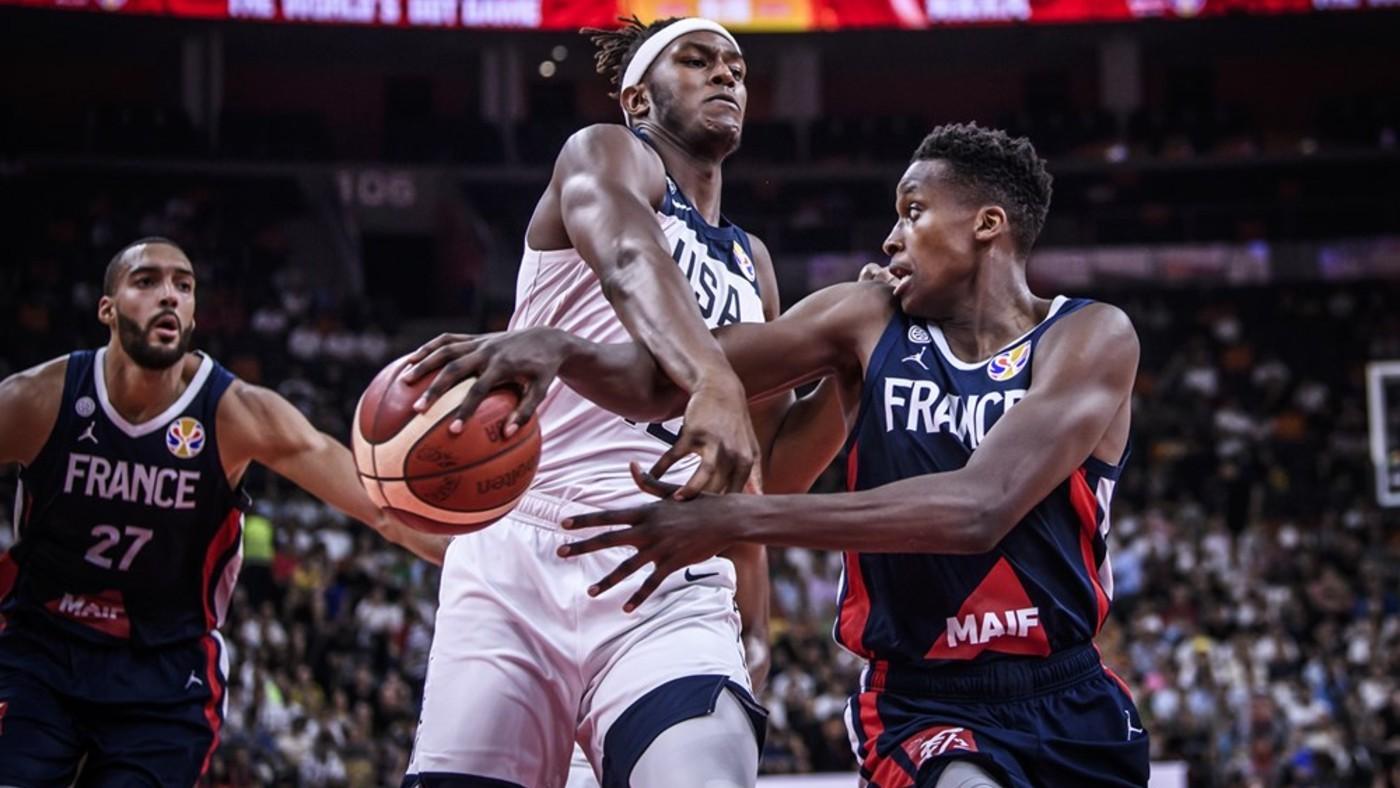 Eliminatorias EE. UU. - Francia - Cuartos de final