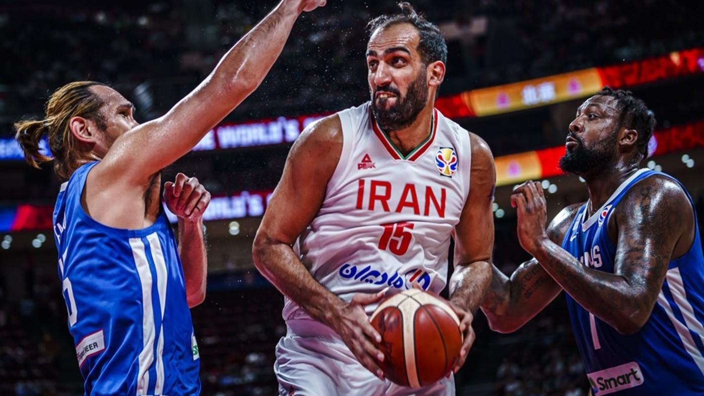 Segunda fase Irán - Filipinas - Jornada 2 Clasificación 17 - 32