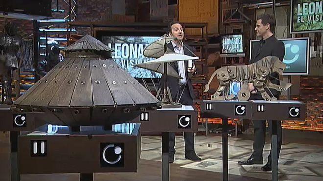 Temporada 10 Programa 391 - Leonardo el visionario | Cuarto Milenio ...