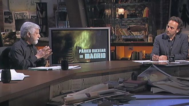 Temporada 10 Programa 411 - Pánico nuclear en Madrid | Cuarto ...
