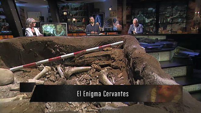 Temporada 10 Programa 414 - El enigma Cervantes | Cuarto Milenio ...