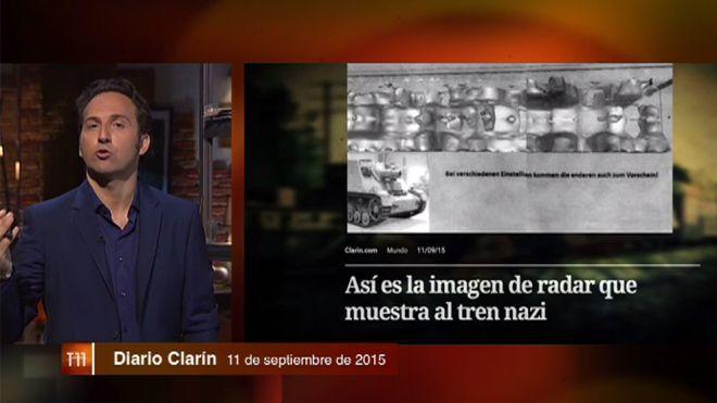 Temporada 11 Programa 422 - Vestigios del poder nazi | Cuarto ...