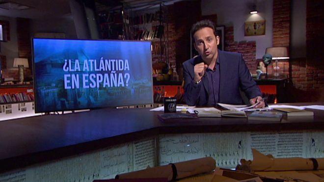 Temporada 11 Programa 432 - ¿La Atlántida en España?