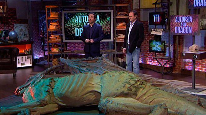 Temporada 11 Programa 442 - ¿Existieron los dragones?