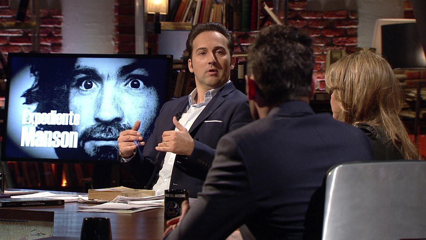 Temporada 13 Programa 522 - Expediente Manson | Cuarto Milenio ...