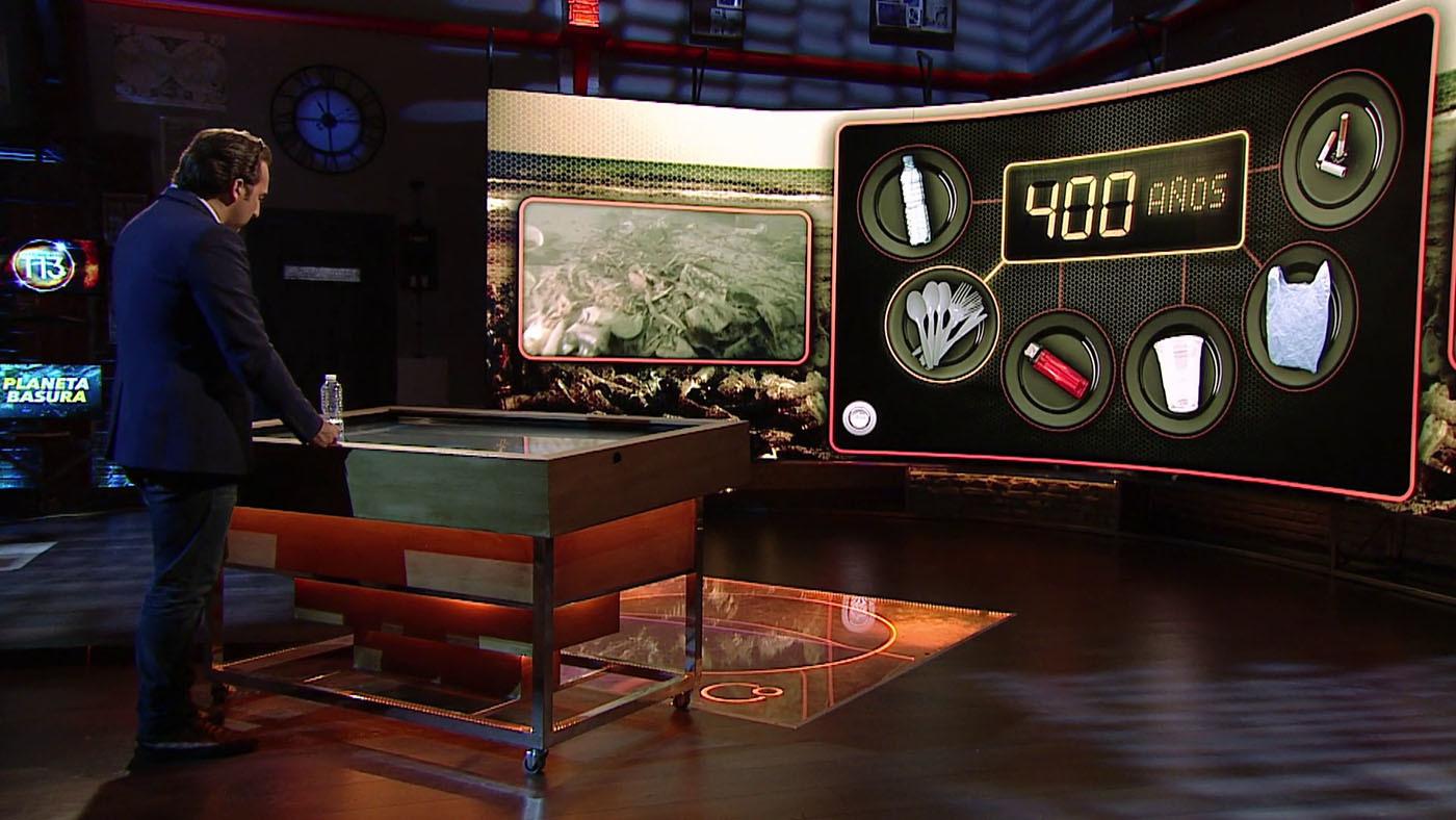 Temporada 13 Programa 547 - Planeta basura | Cuarto Milenio | Mitele ...