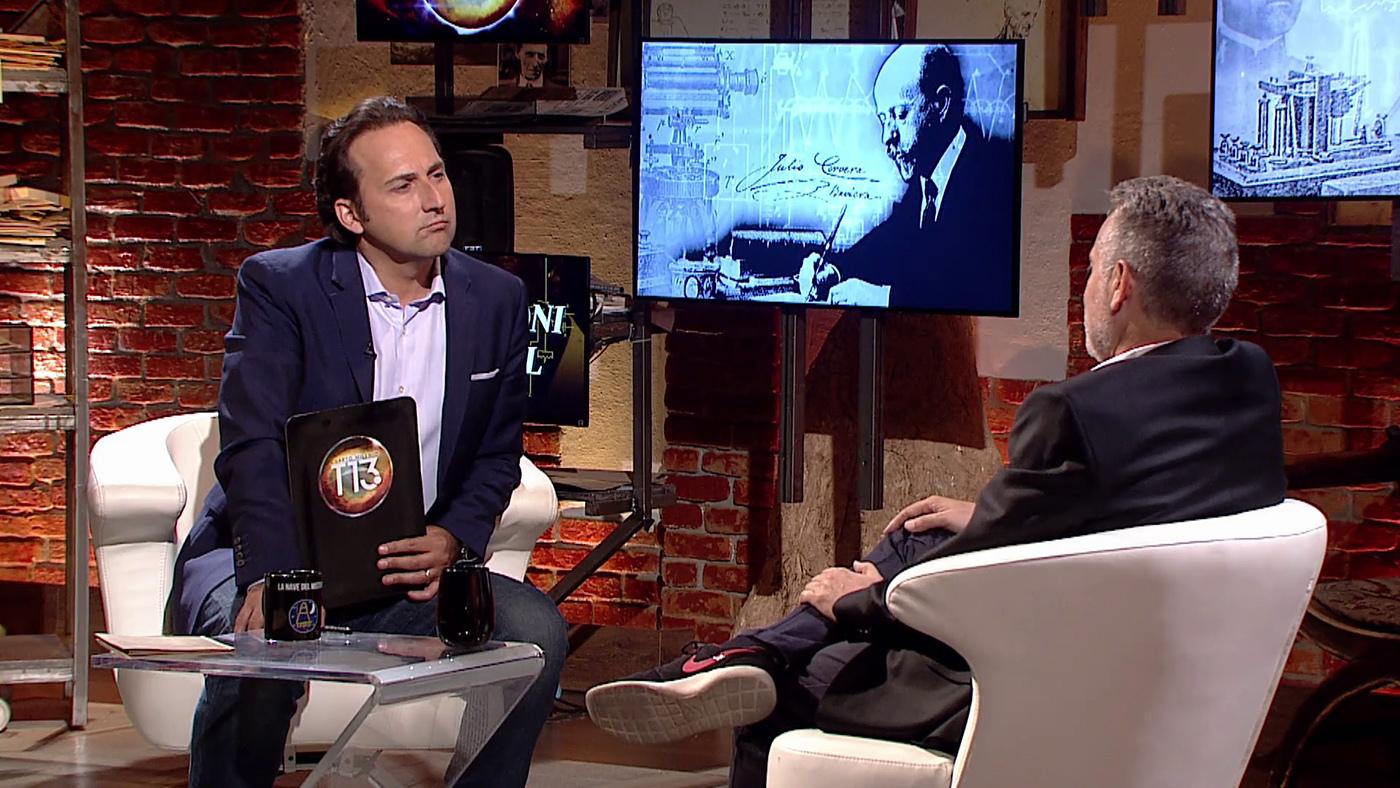 Temporada 13 Programa 548 - Julio Cervera, un genio olvidado ...