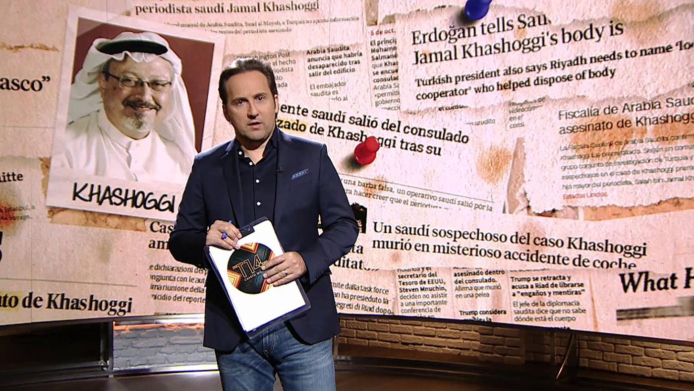 Temporada 14 Programa 561 - El caso Jamal Khashoggi | Cuarto ...