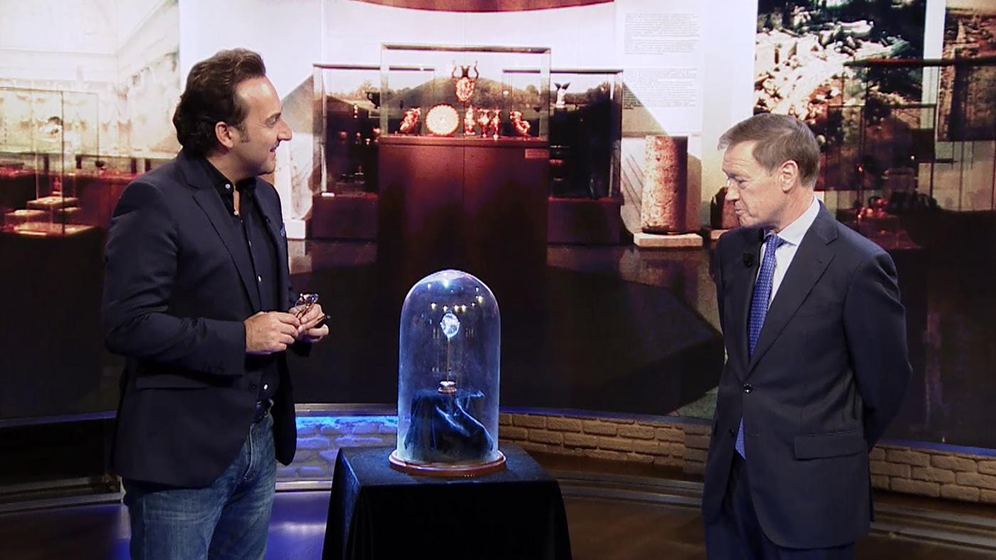 Temporada 14 Programa 562 - La pieza de cristal de roca
