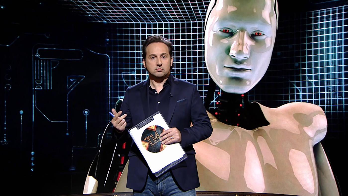 Temporada 14 Programa 568 - El futuro de los robots | Cuarto Milenio ...
