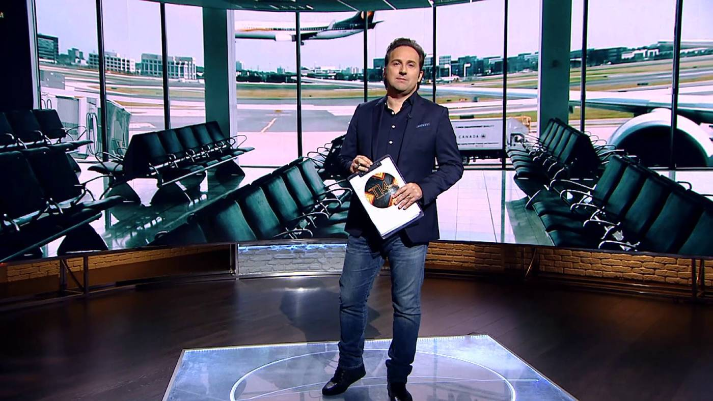 Temporada 14 Programa 577 - Un viaje en el tiempo en el vuelo Bilbao - Santander