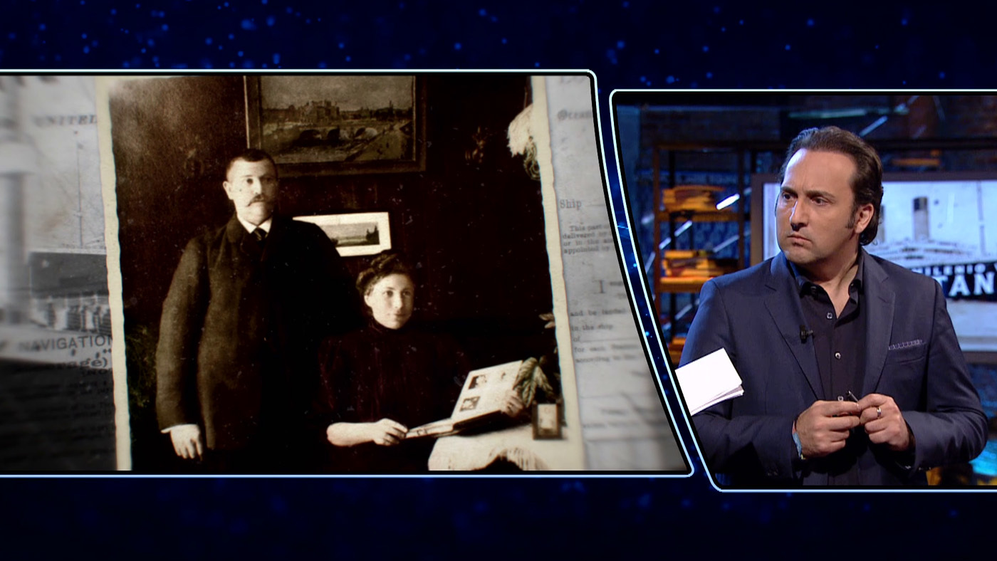 Temporada 15 Programa 630 - El Titanic